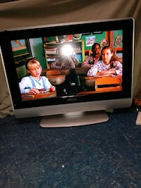 "Philips 26"" screen TV"