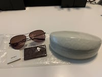 Brand new Authentic Coach Aviators Sunglasses  Nanaimo, V9R 0H8
