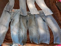 Size 6 Boys Jean's barely worn. Negotiable pricing! Germantown, 20874