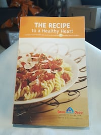 the Recipe to a Healthy Heart cook book Midland, 79701