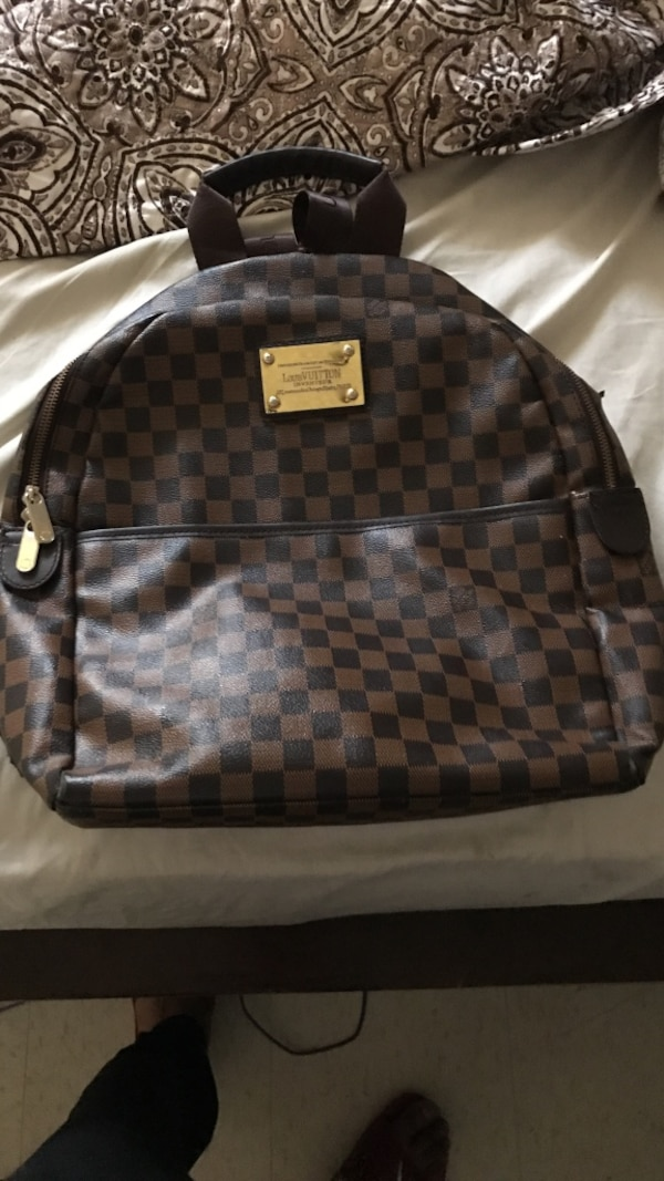 c3a17f90ad56 Used Damier abine louis vuitton leather bag for sale in Lafayette ...