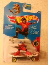 STEVE CABALLERO HOT WHEELS Los Angeles