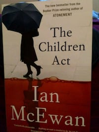 The Children Act by Ian McEwan book Tumwater, 98512