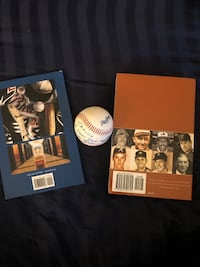 Babe Ruth signed baseball, Two New Books