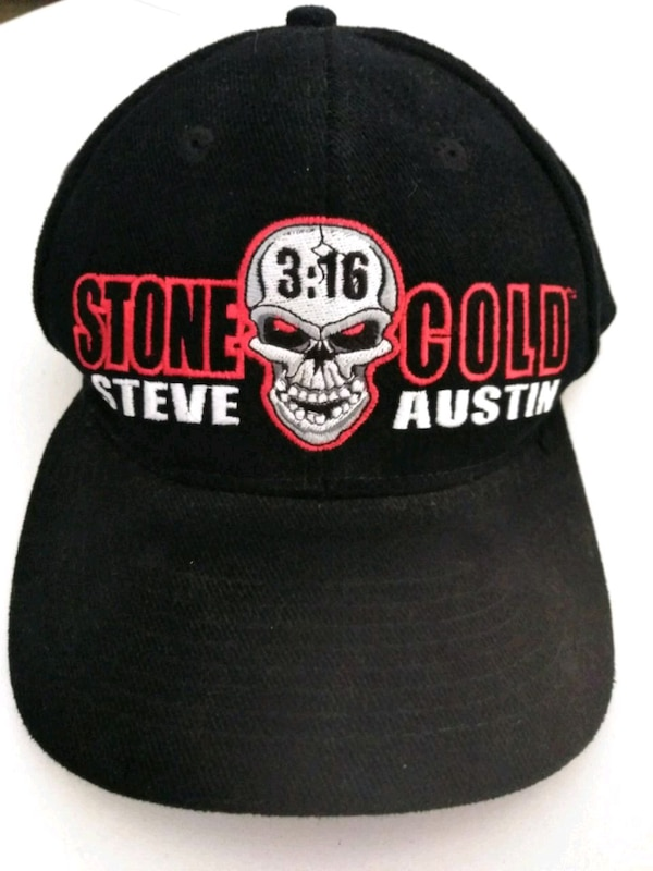 1856f1e6c Used 1998 vintage wwf wwe hat Stone cold Steve Austin for sale in ...
