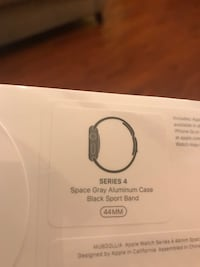 Apple Watch series 4 sealed (NEW) GPS Monterey Park, 91754