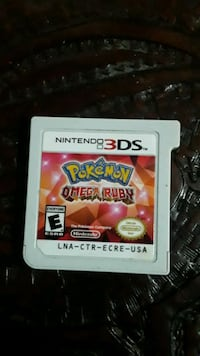 Pokémon Omega Ruby for Nintendo 3DS Brampton, L6V 1R7