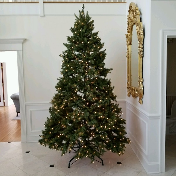 finest selection 05315 b9076 9 ft pre lit xmas tree. National tree company