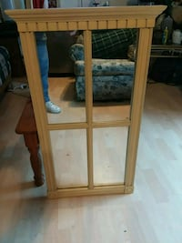 Wood framed mirror Vancouver, 98661