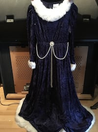 Snow Queen costume  Barrie, L4N 0B1