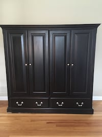 Armoire: great for TV or Nursery