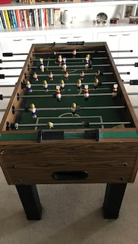 Foosball table great condition!