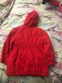 Girls 4t hoodie coat used but in great condition  New Carrollton, 20784