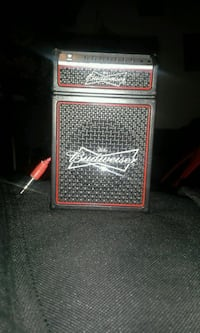 Budweiser bluetooth Winnipeg, R2V