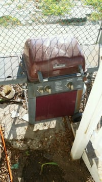 red and black gas grill Galveston, 77550