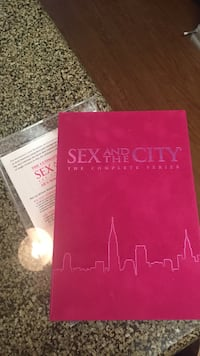 Sex and the City complete DVD set