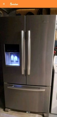 stainless steel french door refrigerator Grapevine, 76051