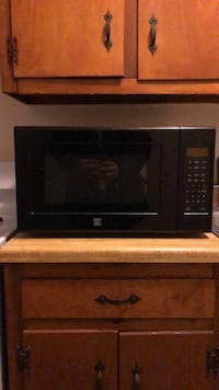 black and gray microwave oven Bethesda, 20814