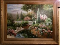 Framed Oil Painting- approx. 4ft x 5ft Middleburg, 20117