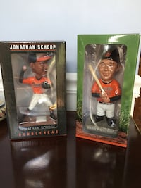 Orioles bobble head and garden gnome Ellicott City, 21043
