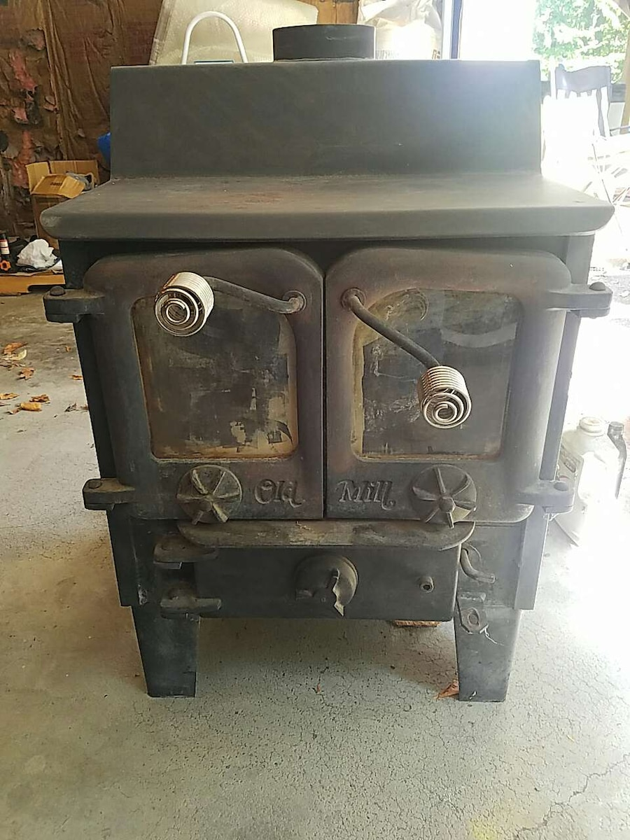 - Letgo - Old Mill Coal Or Wood Stove In East Stroudsburg, PA