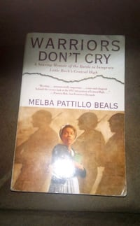 Warriors Don't Cry by Melba Pattillo Beals Countryside, 60525