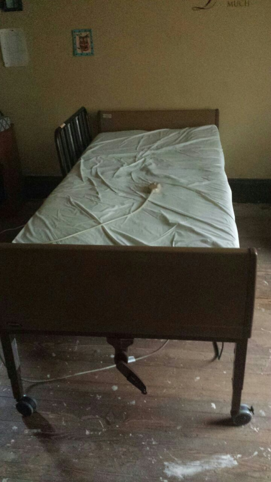 used single hospital bed in wilkes barre letgo