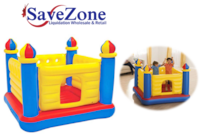 """New- Intex Jump O Lene Castle Inflatable Bouncer, 69"""" X 69"""" X 53"""", for Ages 3-6 Mississauga"""