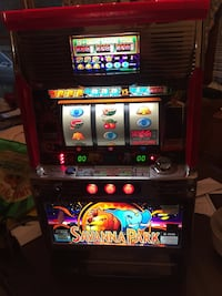 Slot machine. With led display on right side.  Port Jefferson Station, 11776