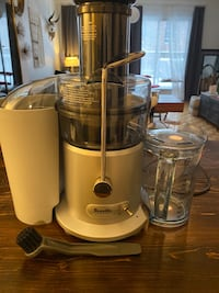 Breville Juicer - the Juice Fountain