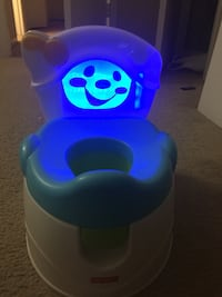 Fisher price potty trainer for sale