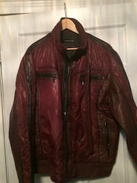 Mens burgundy jacket  Toronto, M6N 4P8