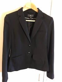 Medium Black blazer from H&M Coquitlam, V3K 6B9