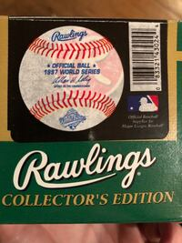 1997 World Series ball