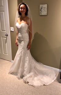Wedding dress Pickering, L1V 4Y1