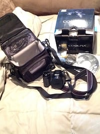 Nikon COOLPIX L110 New Digital Camera - never used Pepperell, 01463