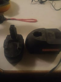 Craftsman charger and battery