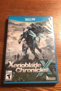 Xenoblade Chronicles X for the Wii U Amherst, 03031