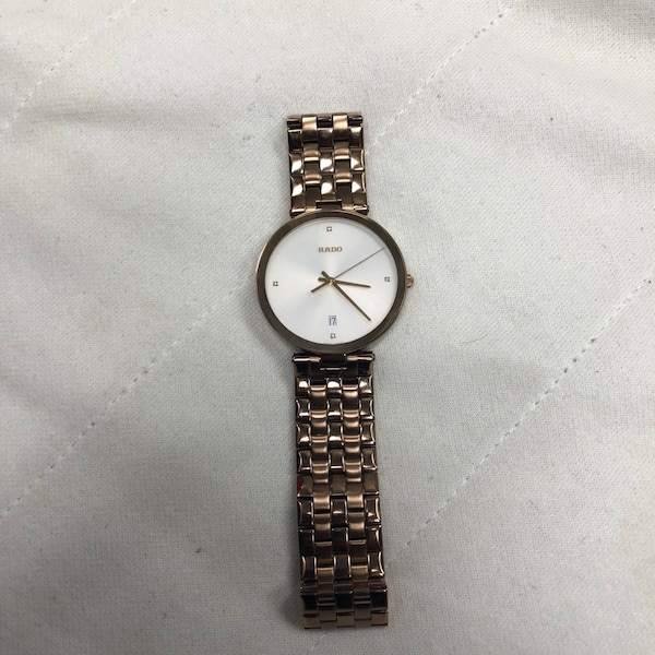 "Men's Rado ""Florence Diomand"" watch (Swiss made)"