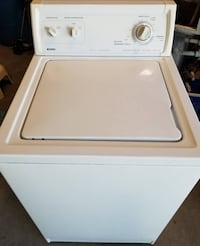 """Kenmore 24"""" Compact washer, 1 year warranty"""