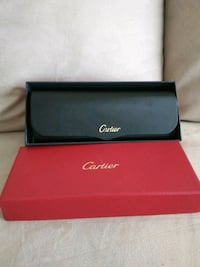 Cartier box and case