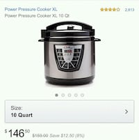 black and gray Instant Pot slow cooker screenshot