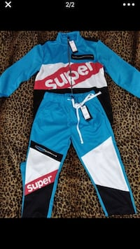 Sweat suits sizes small an medium  Baltimore, 21212