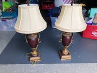 2 table lamps Dublin, 43017