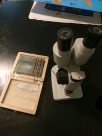 Microscope with specimens Baltimore, 21239
