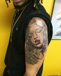 Tattoos Good Deals WALK IN or House calls  Toronto
