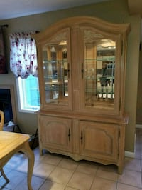 China cabinet lighted  Sea Cliff, 11579
