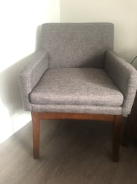Two arm chairs:EXCELLENT, brand new!!! Toronto, M2K
