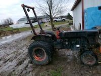 L 245 kabota tractor with 3 pt hitch Monroe County, 48166