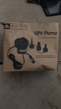 air  Mattress pump